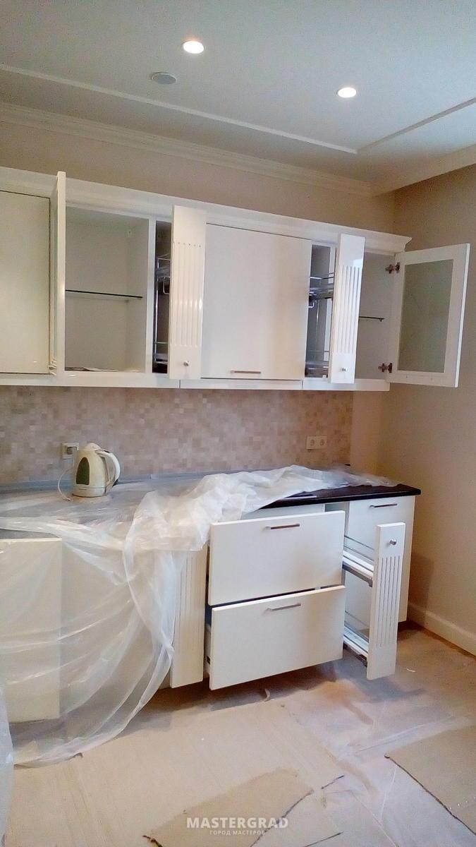 Ремонт под ключ: все виды ремонта квартир, помещений