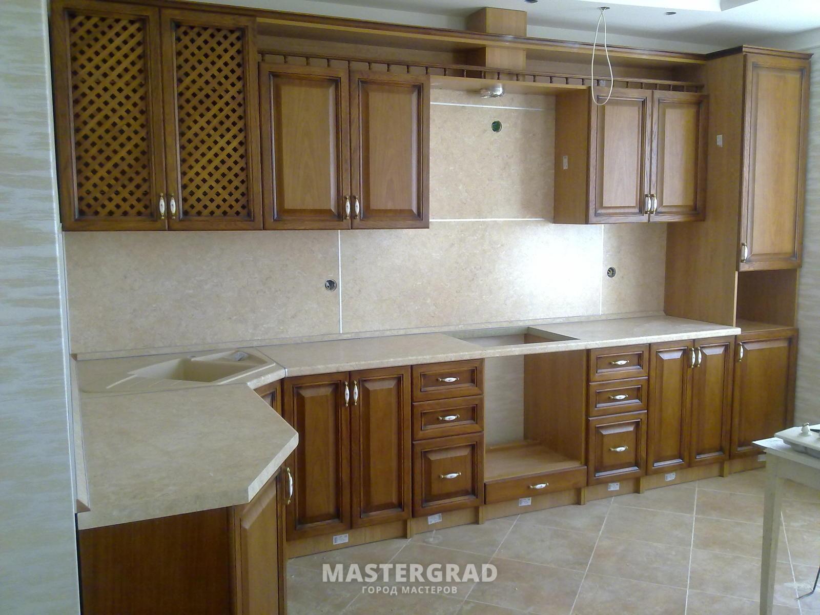 Как собрать кухонную мебель 87
