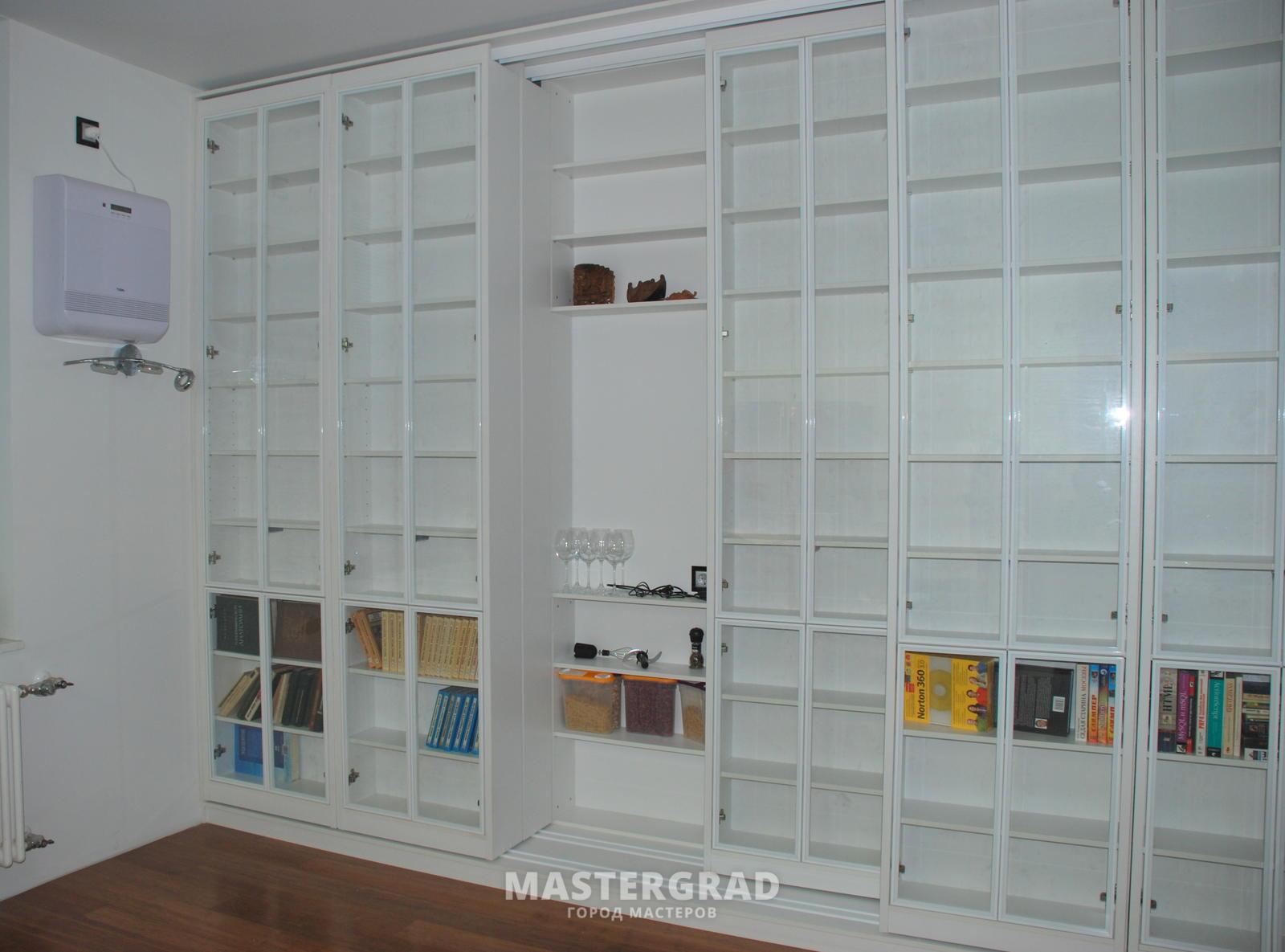 Библиотека раздвижная новая, москва регион, москва. цена 280.