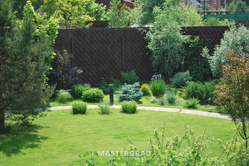 Ландшафтный дизайн в зеленограде