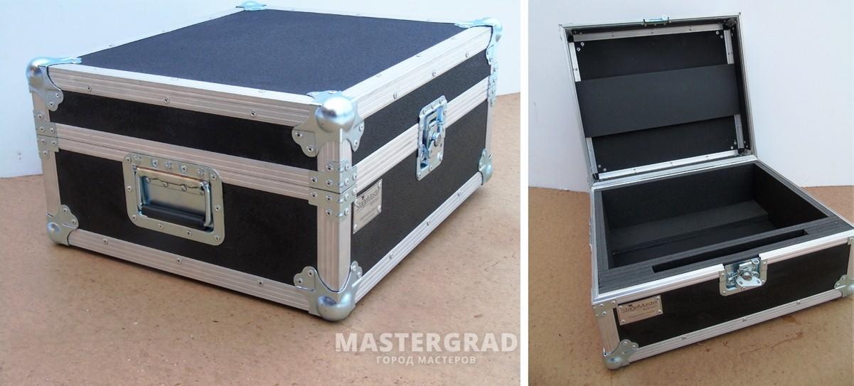Ящик для инструмента из алюминия своими руками 83