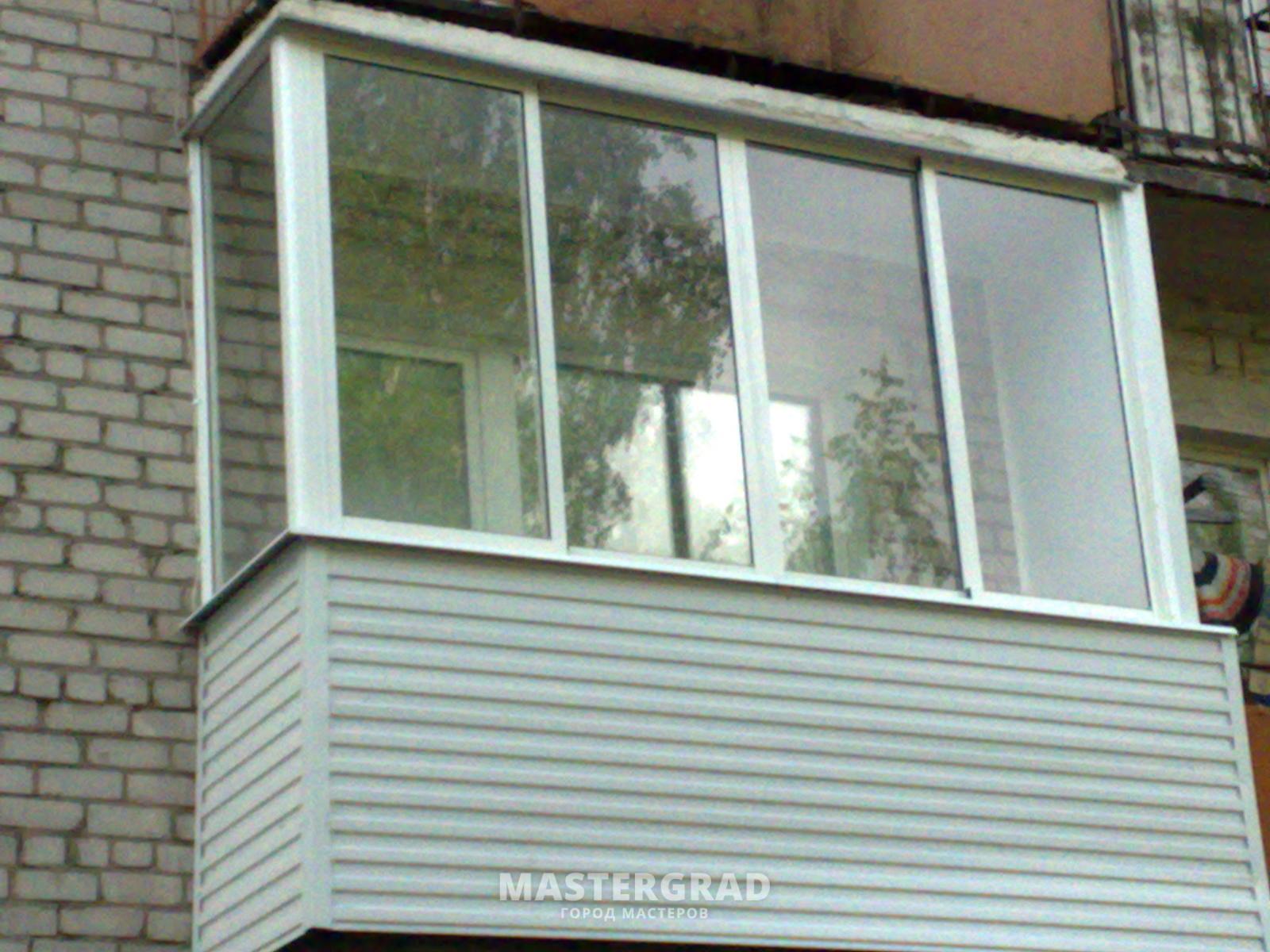 Остекление балконов и лоджий в москве: разновидности, преиму.