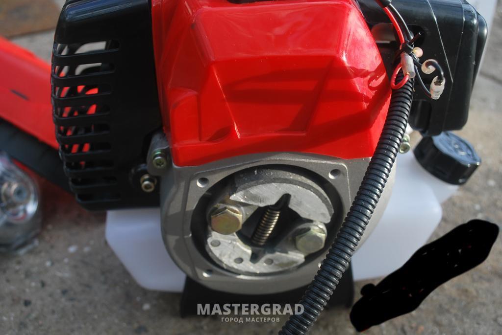 Китайская бензокоса ремонт своими руками 340