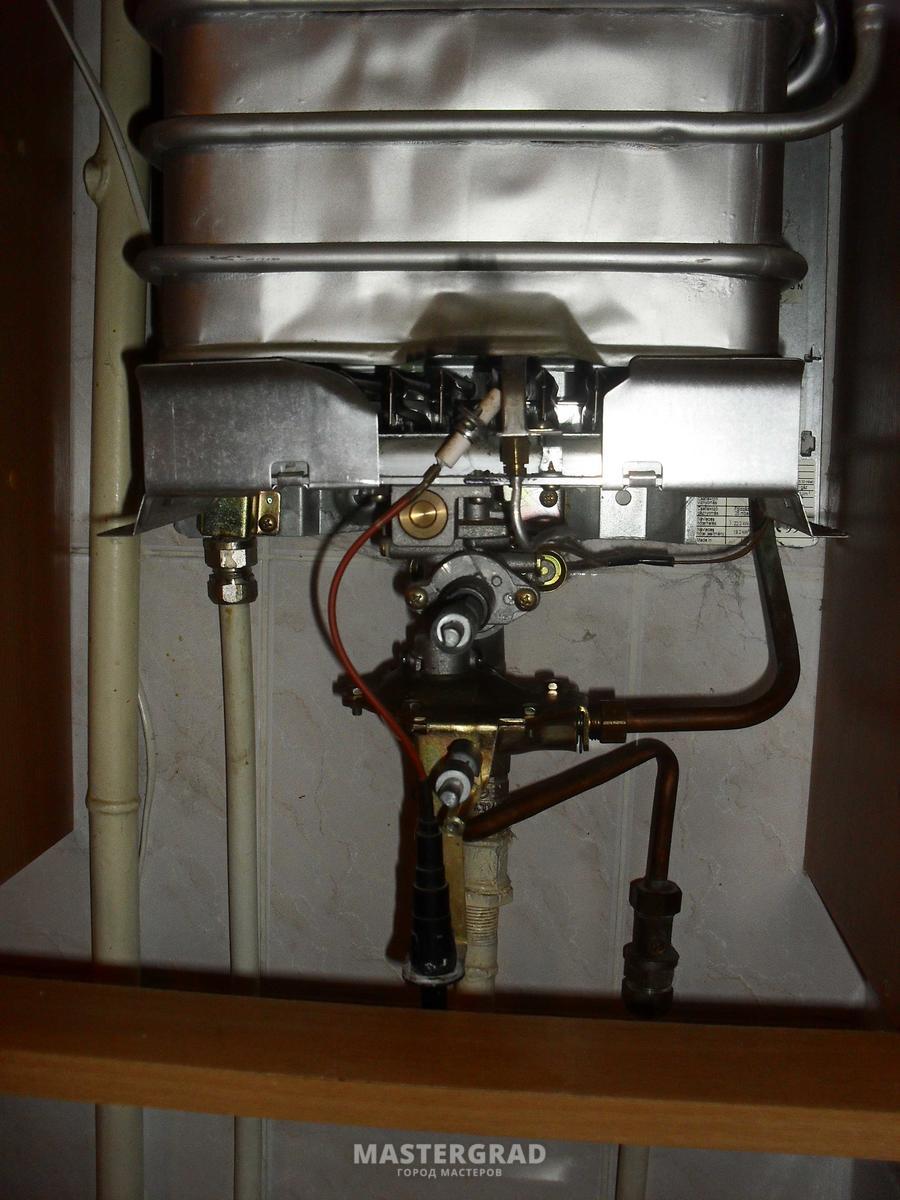 Ремонт колонок газовых электролюкс своими руками 10