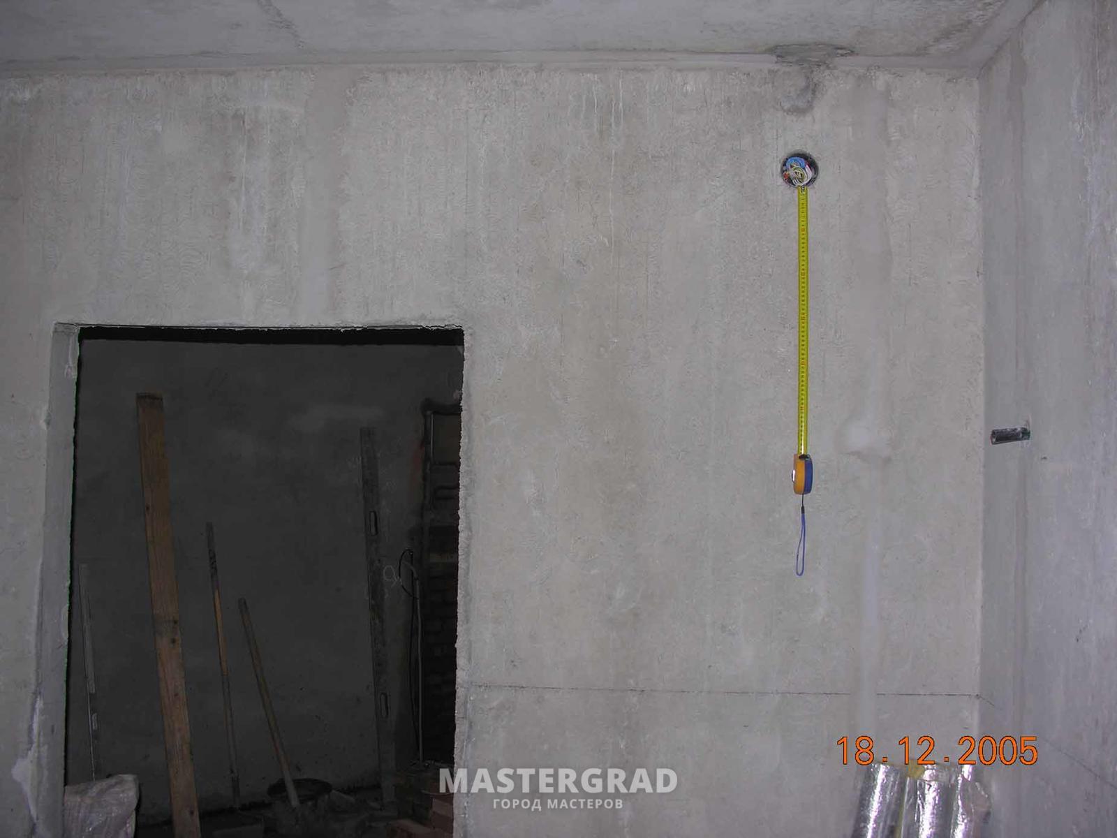 Как сделать ровную стену из штукатурки 742
