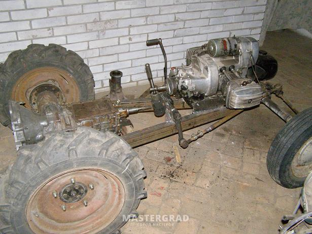 Тракторы МТЗ-50 и МТЗ-52 - catterbet.com