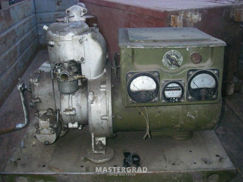 Сварочные аппараты старые