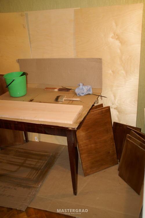 Мебельный щит береза - Продажа пиломатериалов