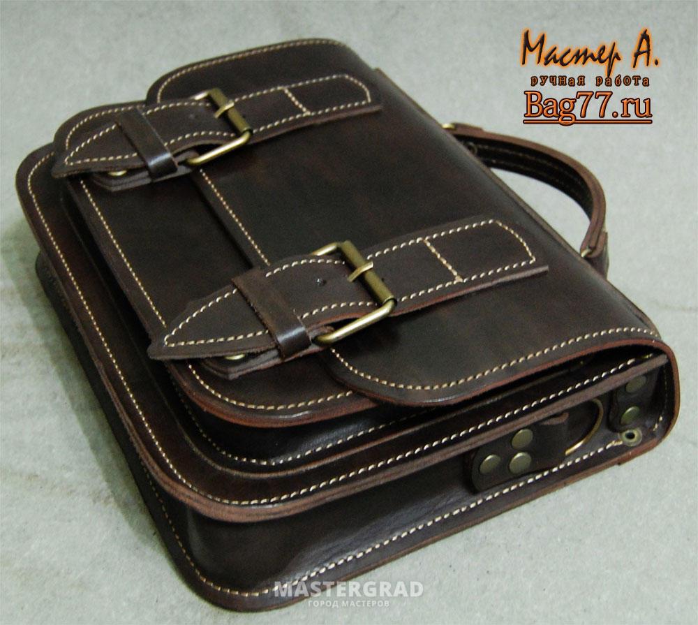 610b21dad701 Шью кожаные портфели на заказ. Стильно, эксклюзивно и с адекватным ценником.