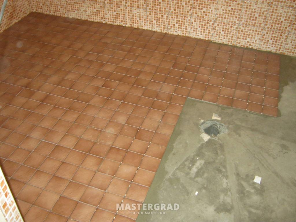 В гидроизоляции бетона стеклоизол