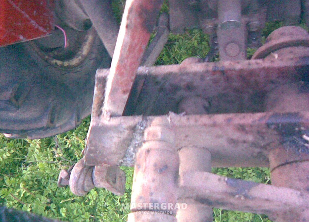 Тяга рулевая МТЗ 82 - snabservis-ua.com