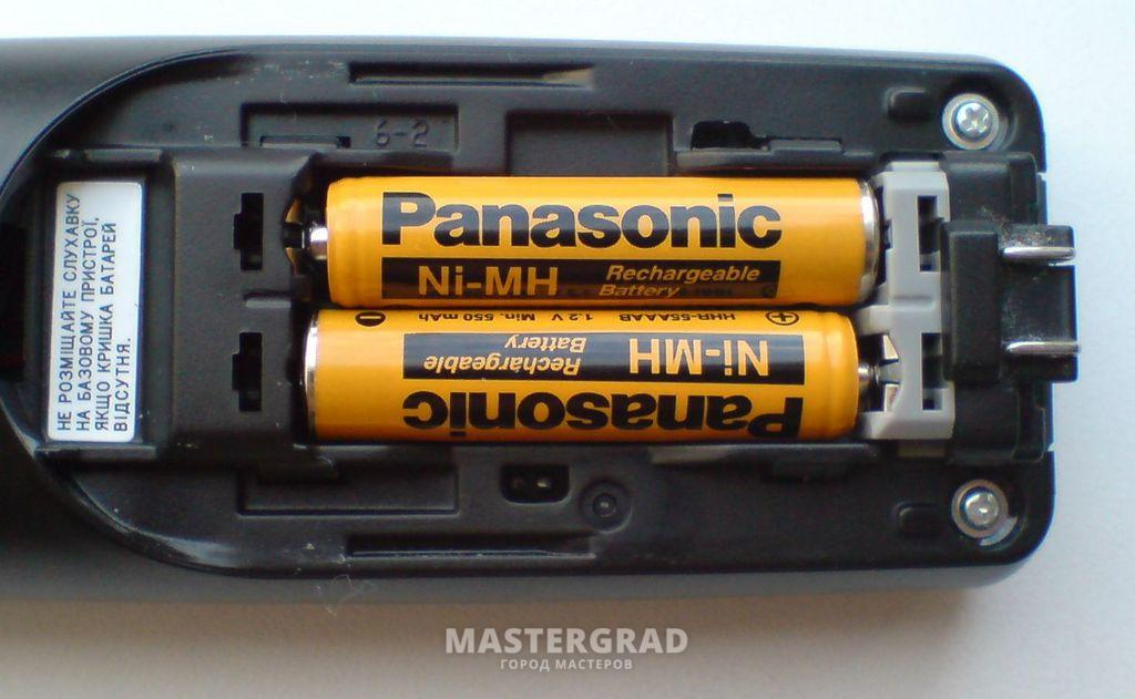 Аккумулятор для радиотелефона avalanche a-108m panasonic kx-t3820 (400мач, 48 в ni-mh)