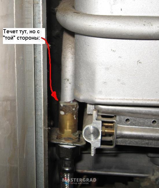Течет соединение теплообменника Пластины теплообменника Kelvion NT 500T Канск