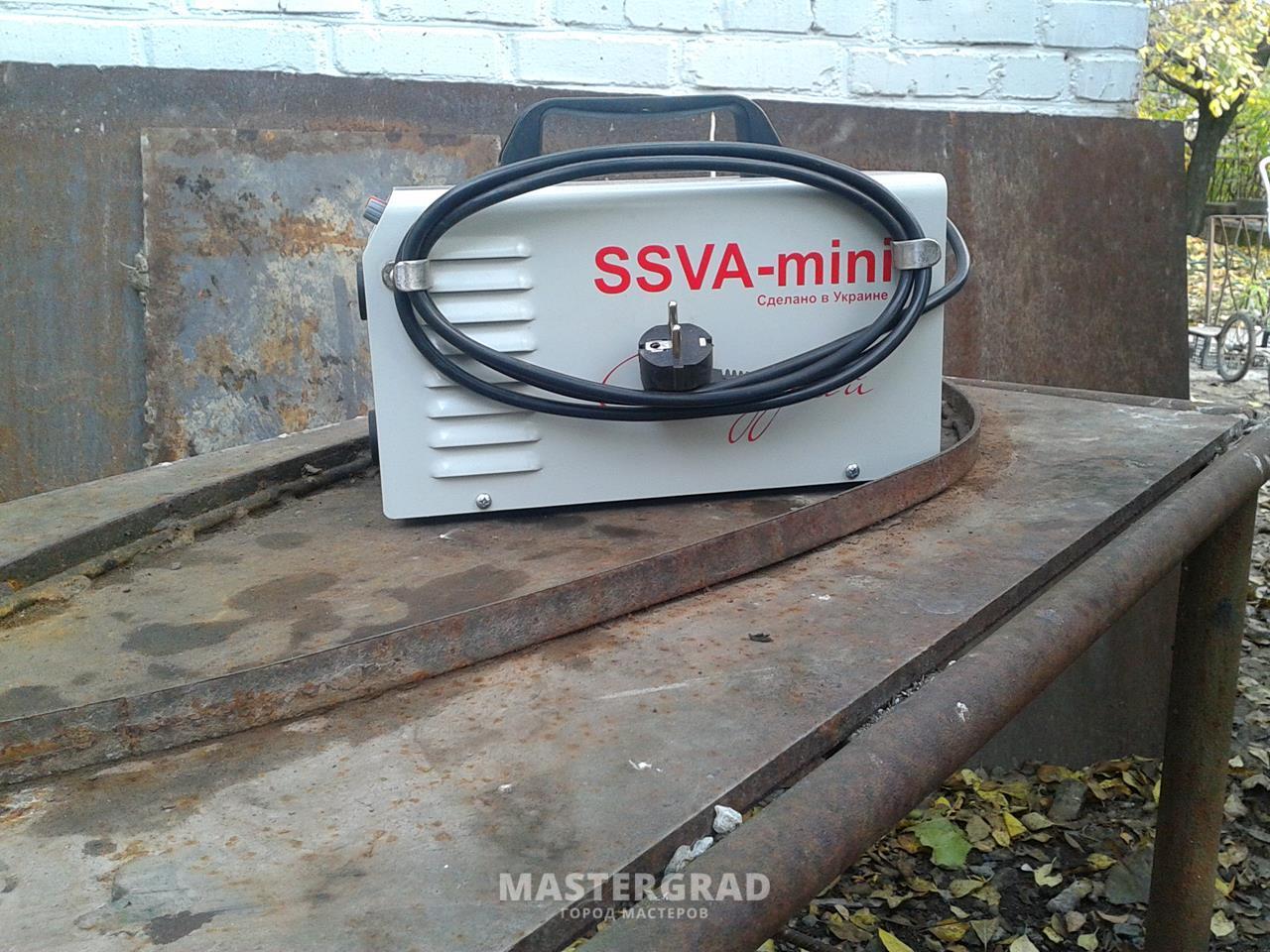 ssva-160-2 подключение pu схема