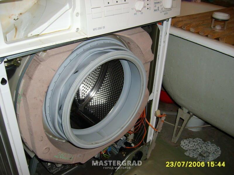 Как починить стиральную машину бош своими руками 85