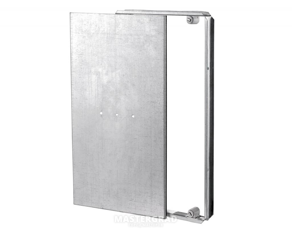 продажа алюминиевых люков невидимок