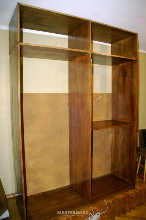 мебель из мебельного щита фото
