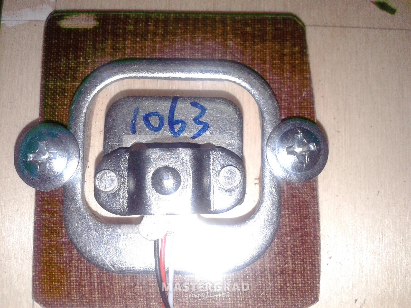 Самодельные весы на самодельном тензодатчике 95