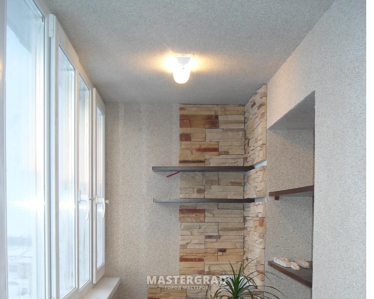 Присоединение (объединение) и утепление балкона-лоджии - фот.