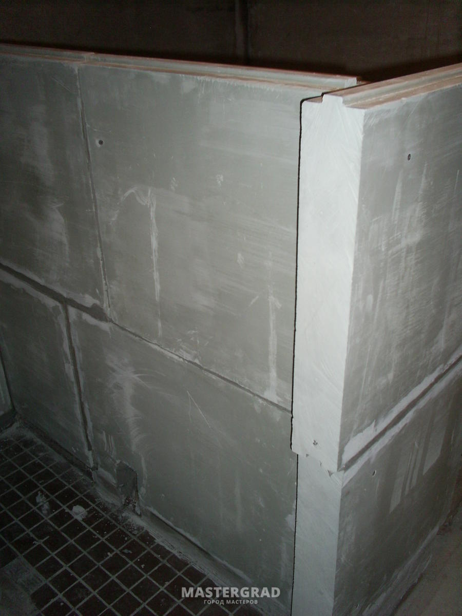 Пазогребневые плиты (ПГП) 20