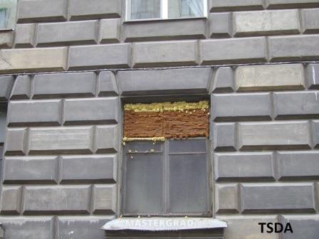 Средства от промерзает стена