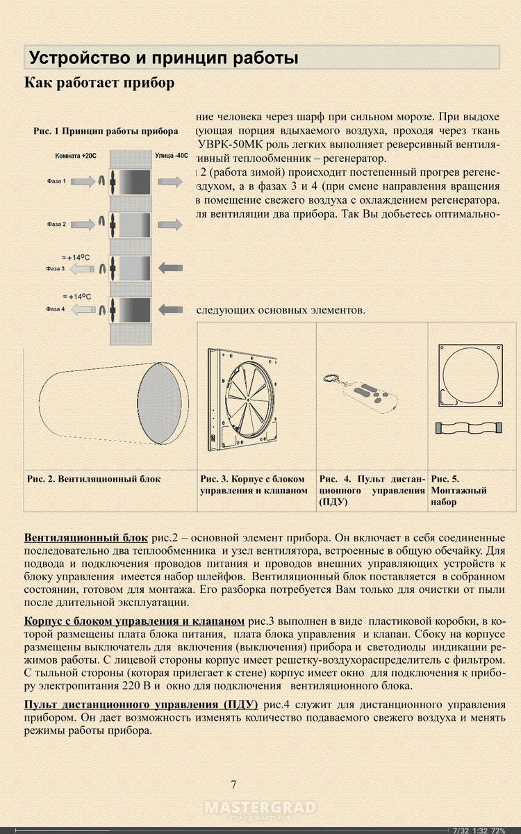 Схемы подключения приточек