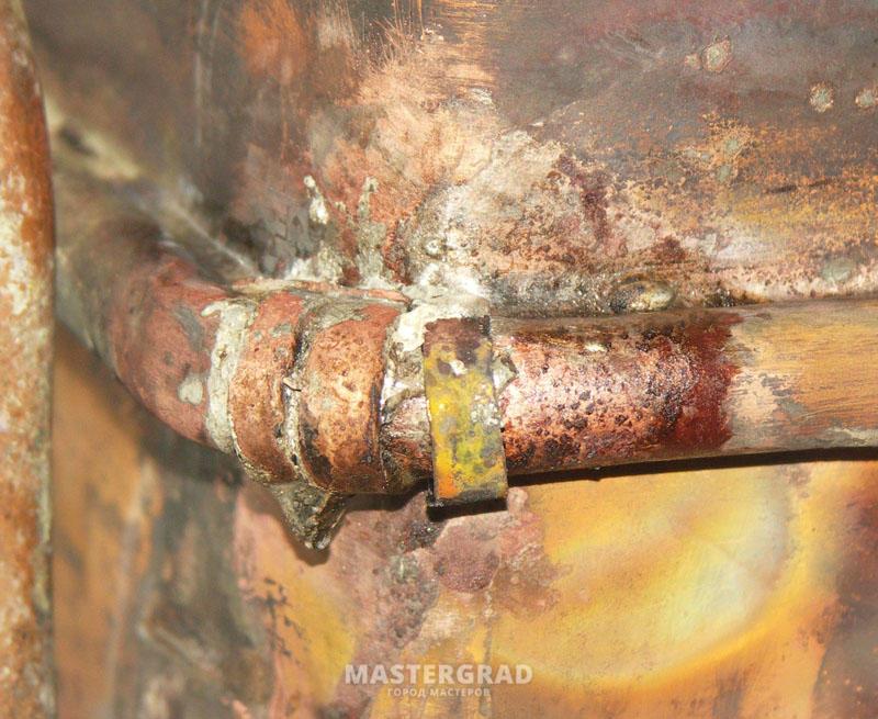 Где в краснодаре можно запаять теплообменник на газовую колонку теплообменник 20-40т/ч прайс
