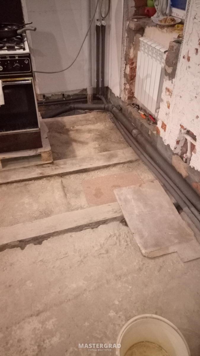 Ремонт в сталинской квартире своими руками 93