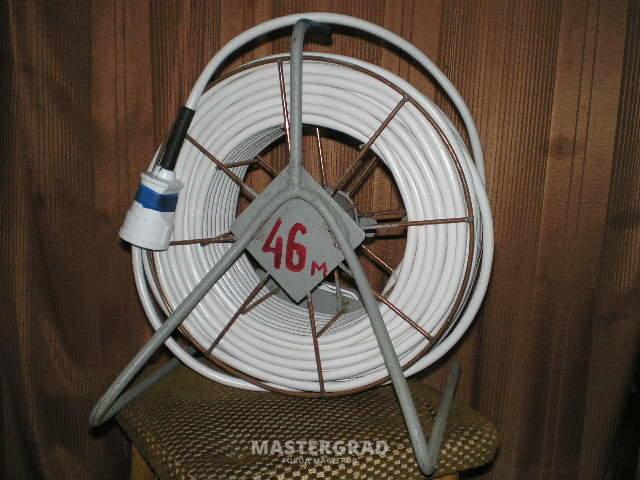 Намотка для провода своими руками 48