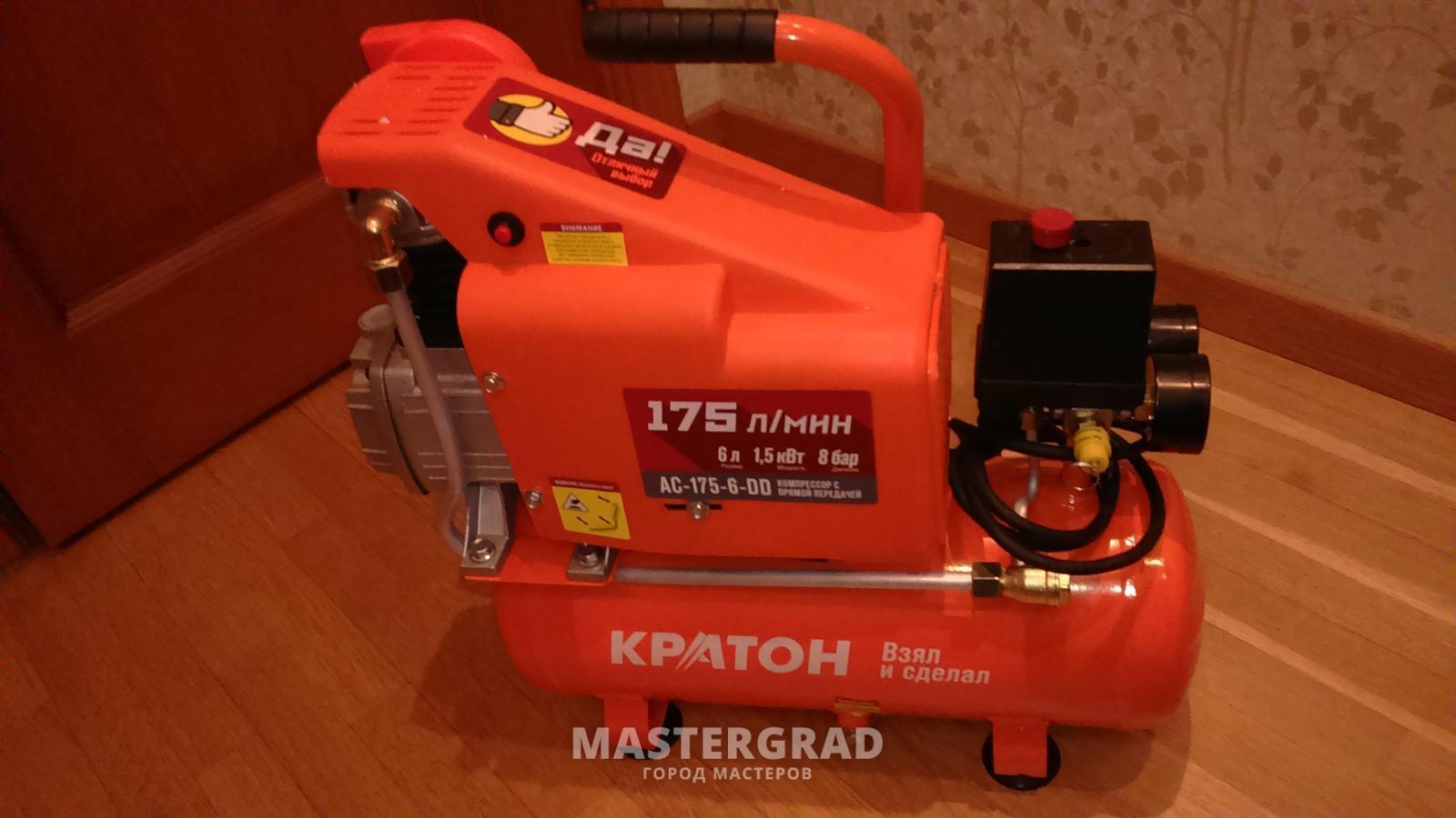 Схема компрессора кратон 350-40