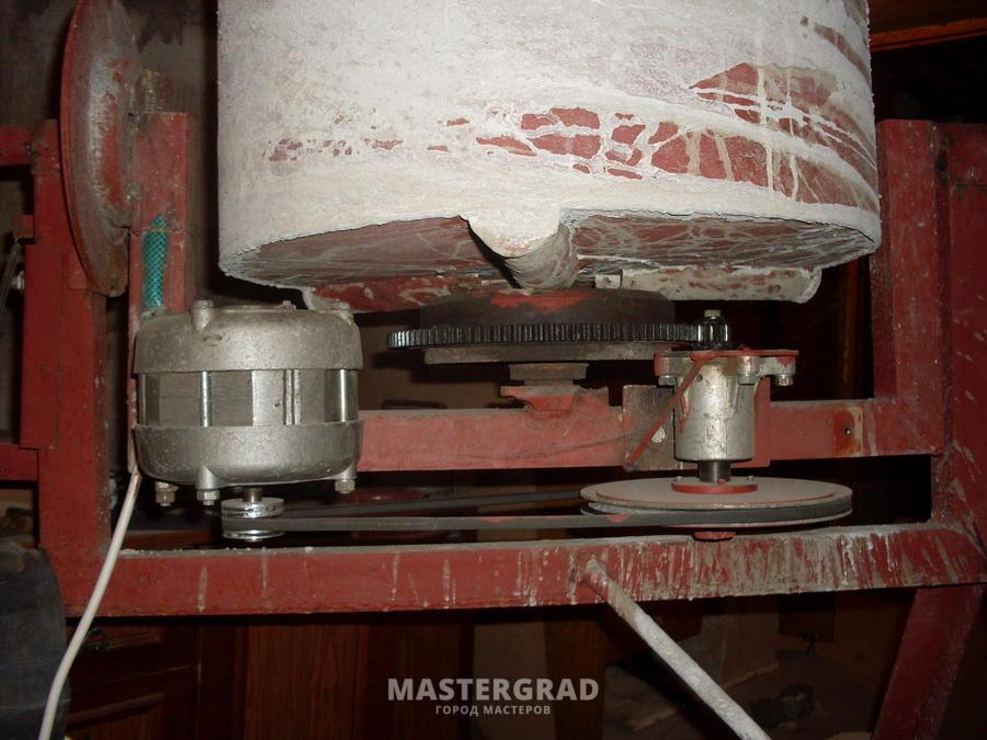 Дробилка из стиральной машины своими руками 280