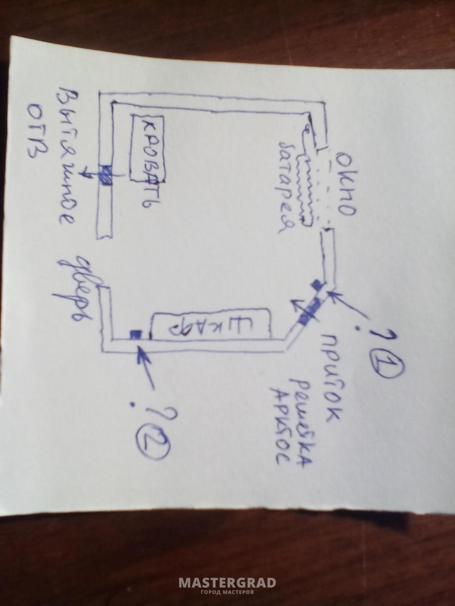 Reb 1n схема подключения