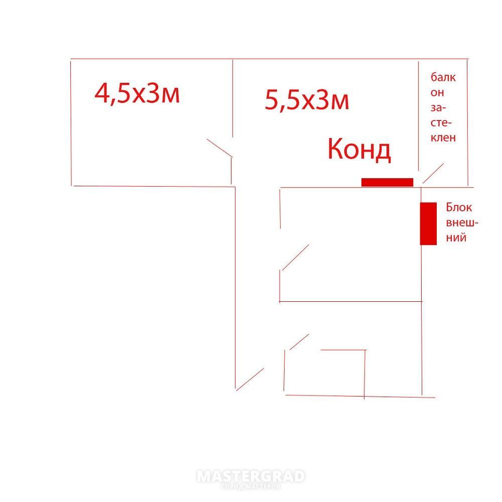 инструкция по монтажу кондиционера mitsubishi heavy industries srk20zj