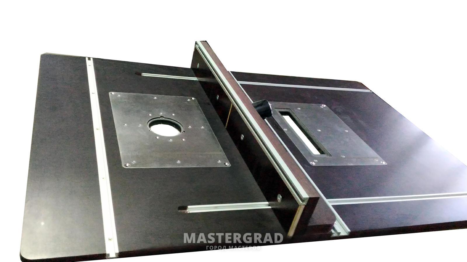 Универсальный стол для фрезера и циркулярки своими руками