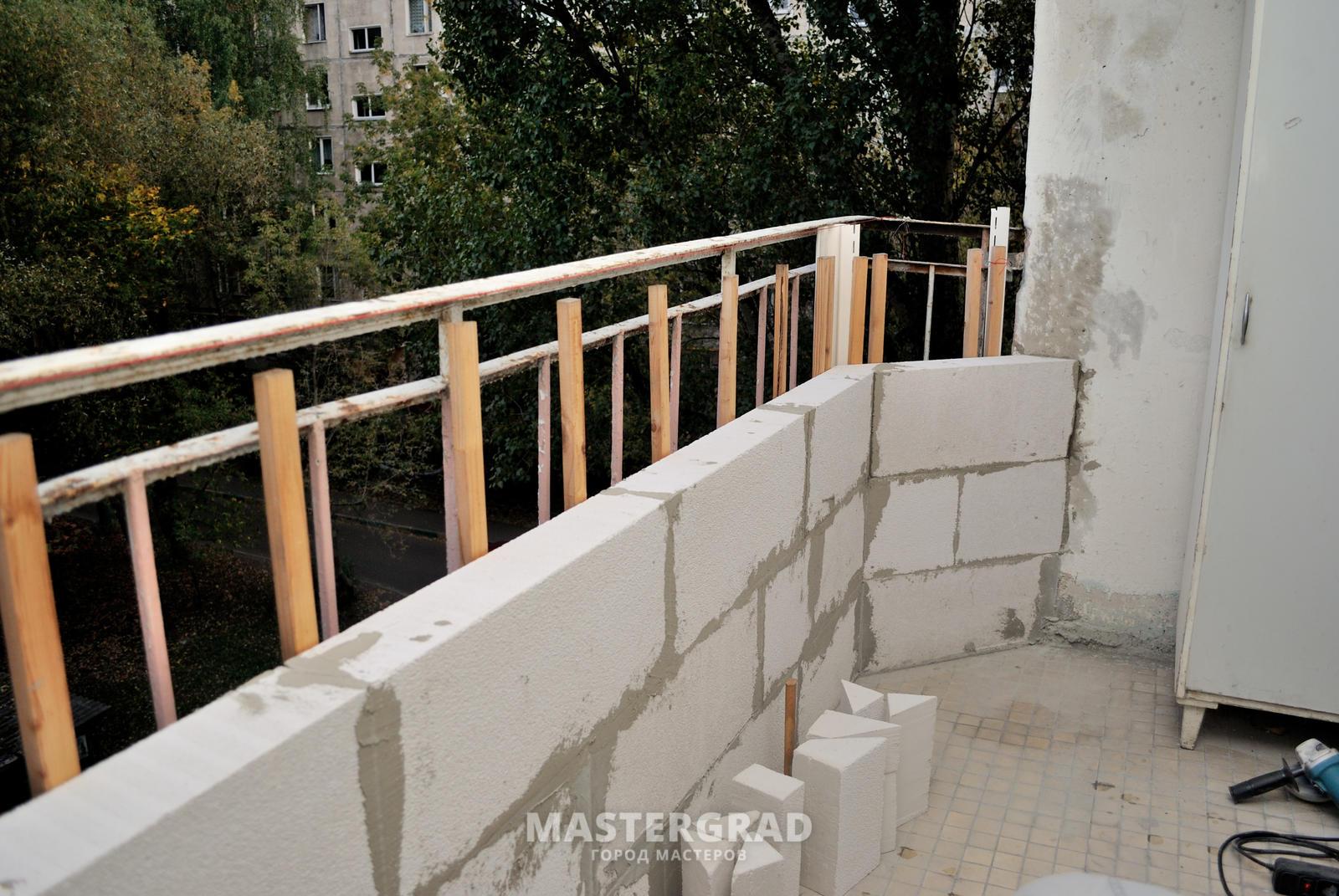 Расширение балконов, ремонт балконов, балконы, остекление ба.