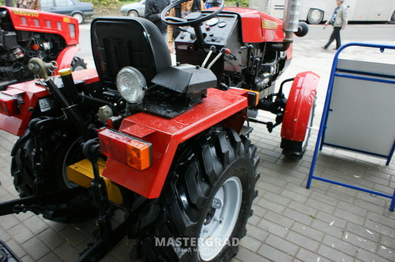 Минитрактор МТЗ-311: технические характеристики