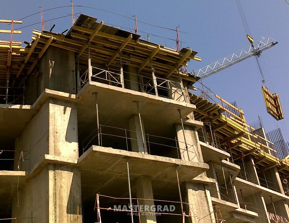 Прочен ли балкон? можно ли делать кирпичную кладку на таком .