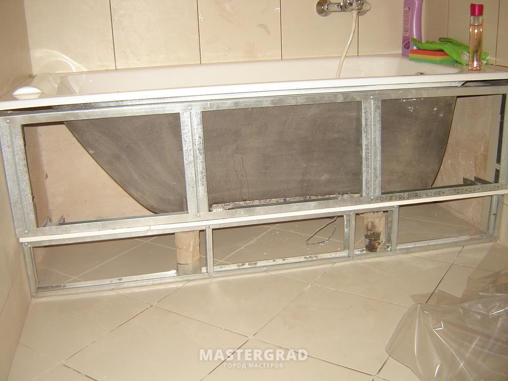 Стеклянный экран для ванной своими руками 34