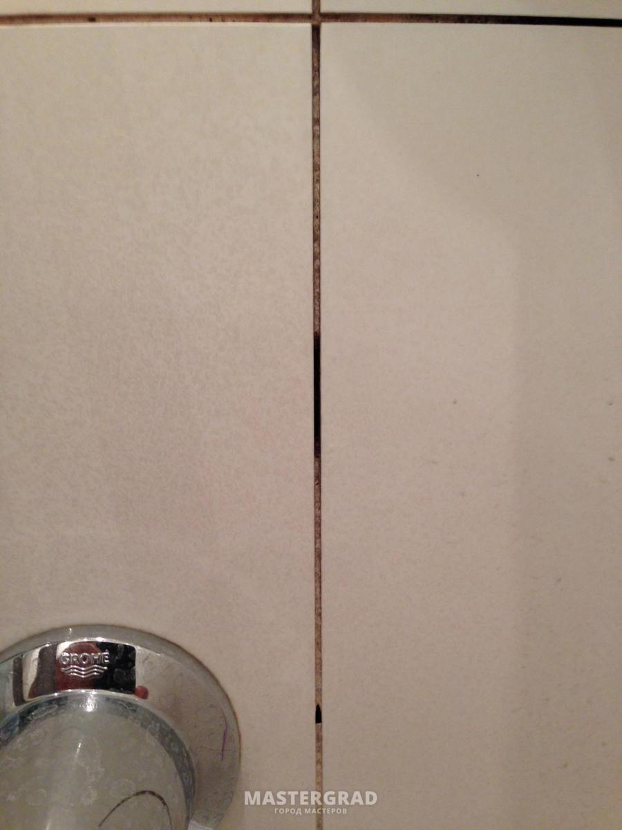Как очистить швы между плиткой в ванной в домашних условиях? 13