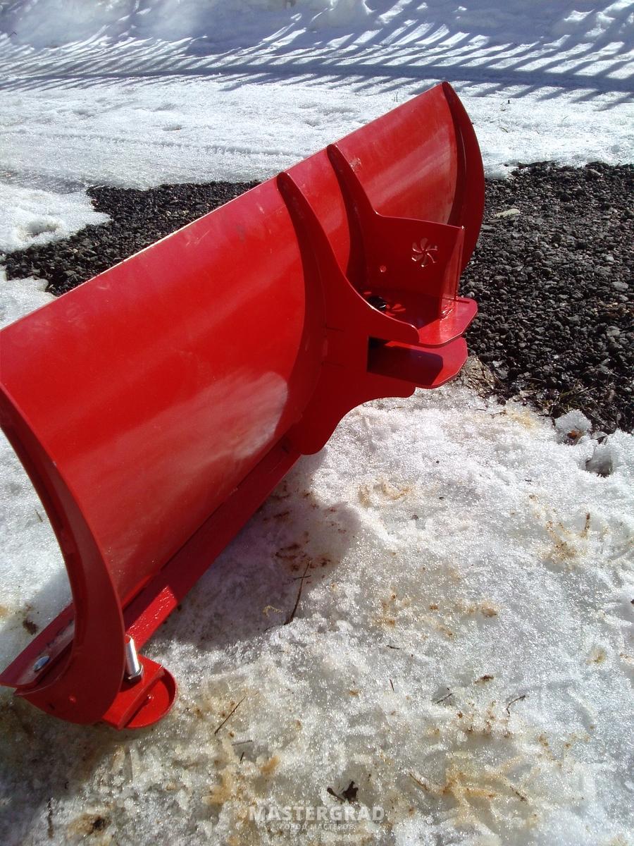 Снегоотвал для мотоблока