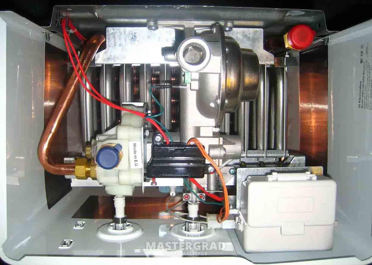 Ремонт колонок газовых электролюкс своими руками 23