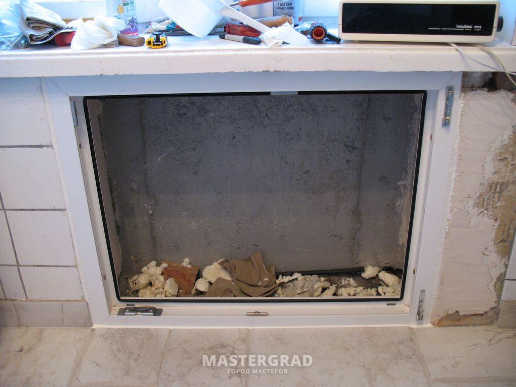 Как сделать холодильник за окном своими руками 19