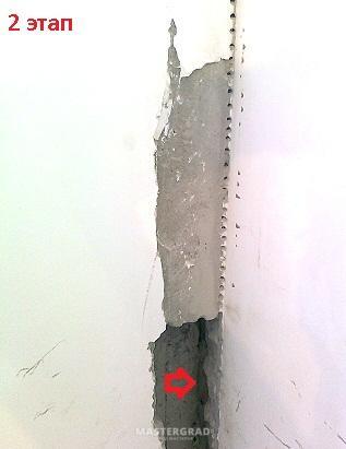Герметизация швов и трещин в дереве