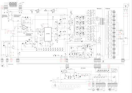 Solaris mma 245 схема