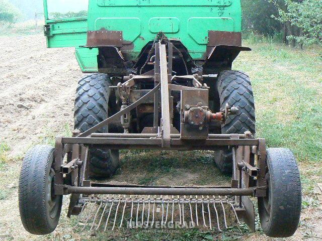 Картофель копалка своими руками для трактора 14