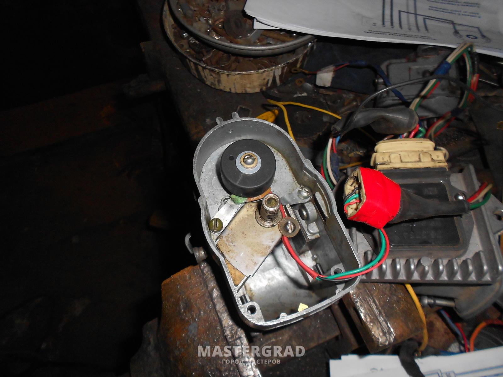 схема привода двигателя уд25