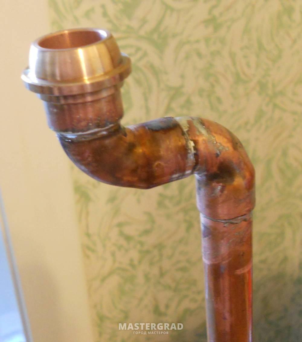 Отопление из металлопластиковых труб 74