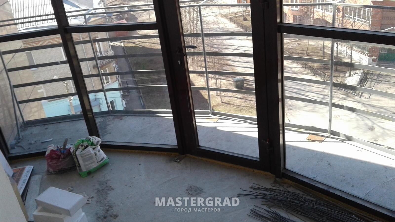 Обустройство холодного балкона. поделитесь опытом. - фото- ф.