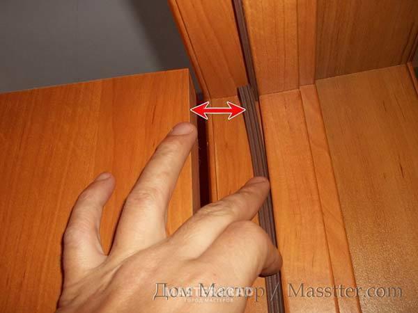 Как сделать чтобы двери не хлопали