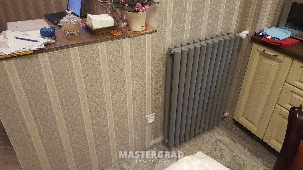 Включение радиатора отопления в параллель - фото- форум mast.
